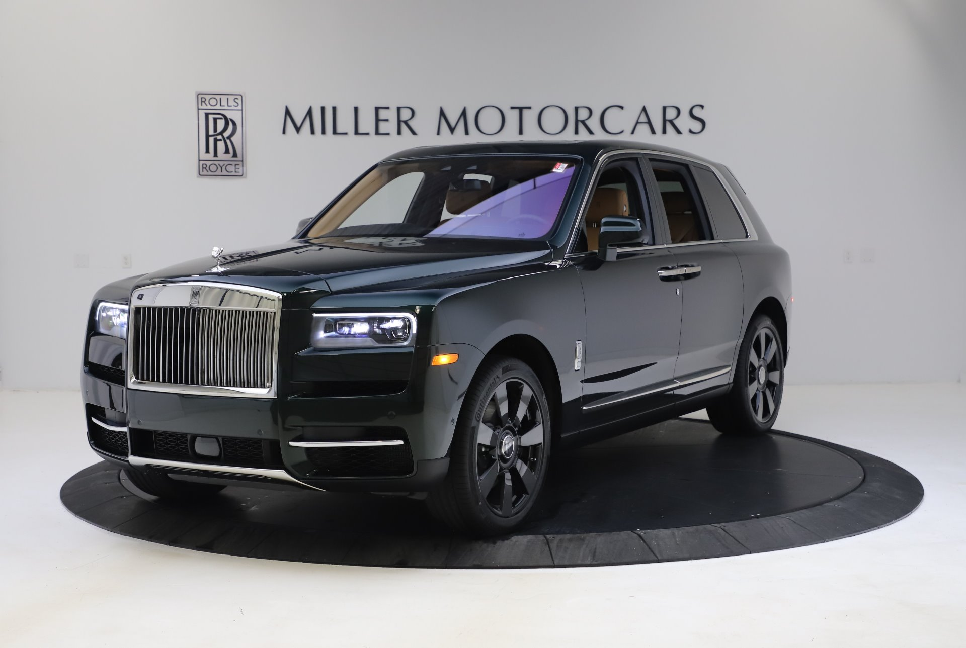 New 2020 Rolls-Royce Cullinan for sale $348,975 at Maserati of Westport in Westport CT 06880 1