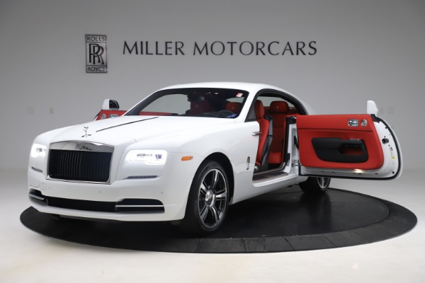 Used 2020 Rolls-Royce Wraith for sale $349,900 at Maserati of Westport in Westport CT 06880 12