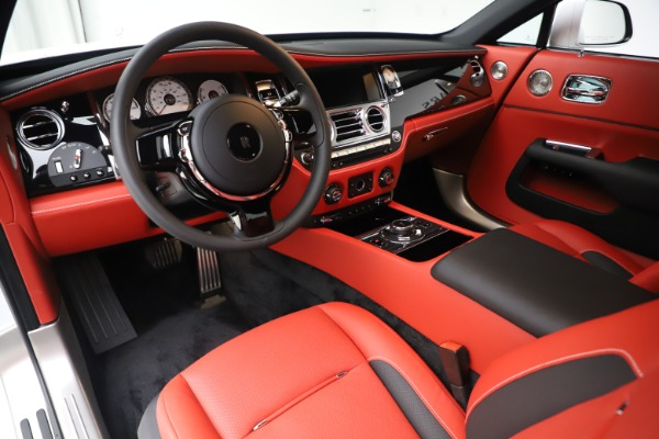 New 2020 Rolls-Royce Wraith for sale $392,325 at Maserati of Westport in Westport CT 06880 17