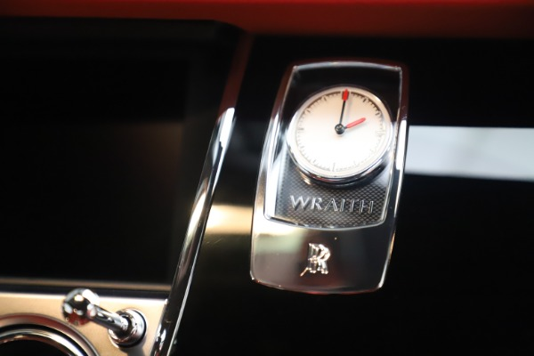 New 2020 Rolls-Royce Wraith for sale $392,325 at Maserati of Westport in Westport CT 06880 23