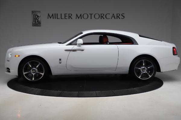 New 2020 Rolls-Royce Wraith for sale $392,325 at Maserati of Westport in Westport CT 06880 3