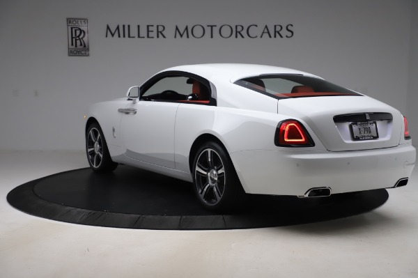 New 2020 Rolls-Royce Wraith for sale $392,325 at Maserati of Westport in Westport CT 06880 4