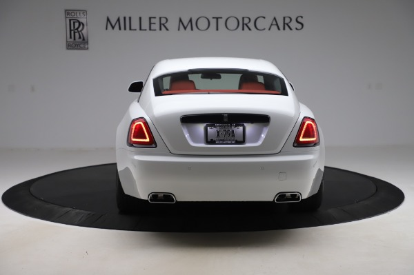 New 2020 Rolls-Royce Wraith for sale $392,325 at Maserati of Westport in Westport CT 06880 5