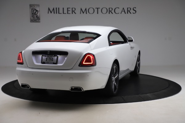New 2020 Rolls-Royce Wraith for sale $392,325 at Maserati of Westport in Westport CT 06880 6