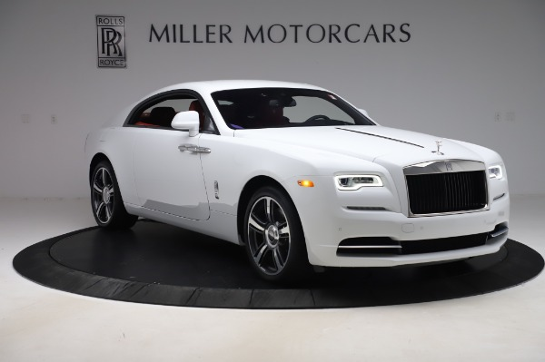 New 2020 Rolls-Royce Wraith for sale $392,325 at Maserati of Westport in Westport CT 06880 8