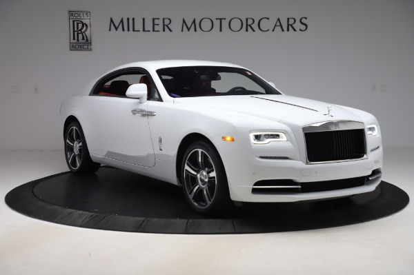 New 2020 Rolls-Royce Wraith for sale $392,325 at Maserati of Westport in Westport CT 06880 9