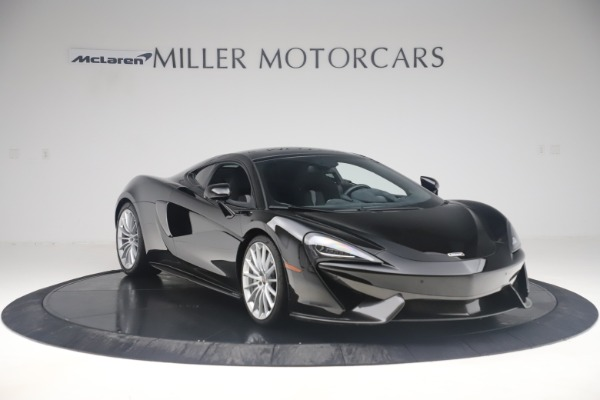Used 2017 McLaren 570GT Coupe for sale $149,900 at Maserati of Westport in Westport CT 06880 10