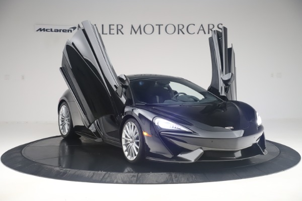 Used 2017 McLaren 570GT Coupe for sale $149,900 at Maserati of Westport in Westport CT 06880 11
