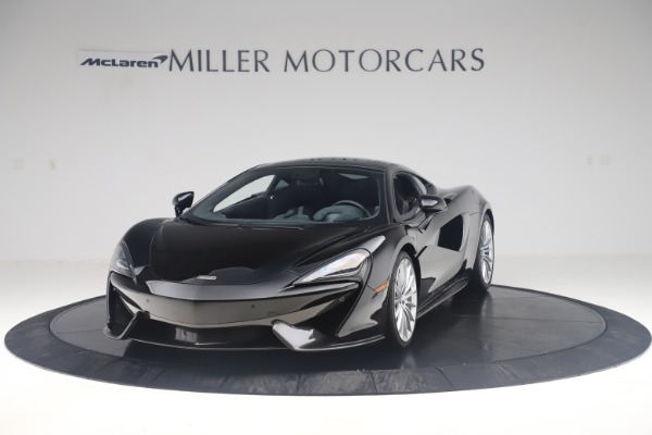 Used 2017 McLaren 570GT Coupe for sale $149,900 at Maserati of Westport in Westport CT 06880 13