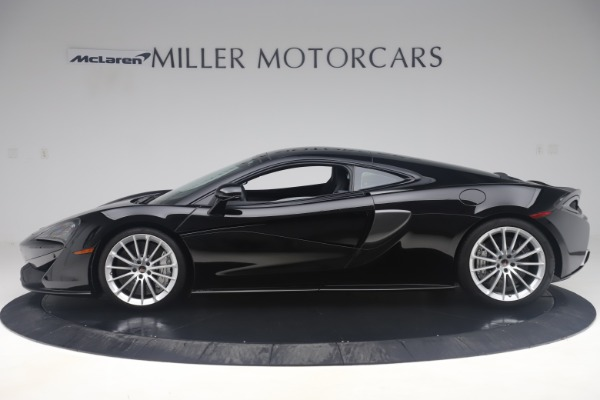 Used 2017 McLaren 570GT Coupe for sale $149,900 at Maserati of Westport in Westport CT 06880 2