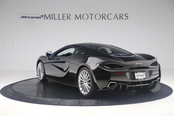 Used 2017 McLaren 570GT Coupe for sale $149,900 at Maserati of Westport in Westport CT 06880 4
