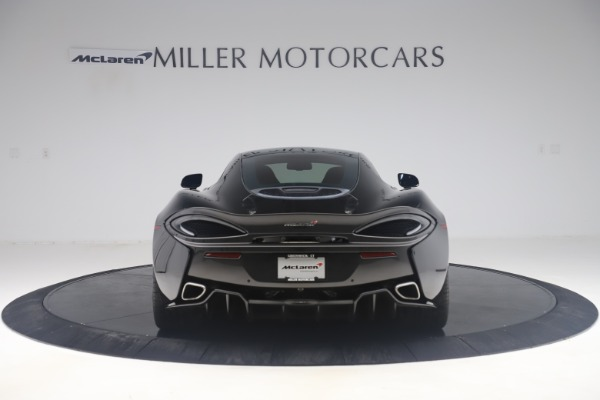 Used 2017 McLaren 570GT Coupe for sale $149,900 at Maserati of Westport in Westport CT 06880 5