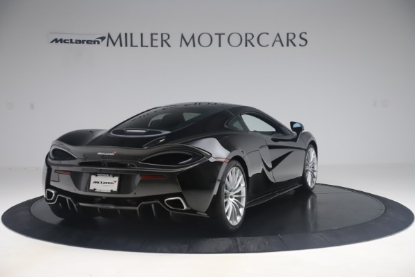 Used 2017 McLaren 570GT Coupe for sale $149,900 at Maserati of Westport in Westport CT 06880 6