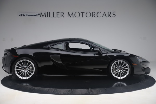 Used 2017 McLaren 570GT Coupe for sale $149,900 at Maserati of Westport in Westport CT 06880 8