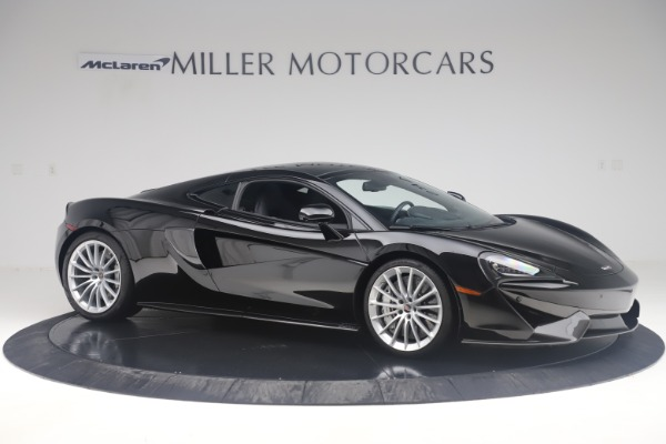 Used 2017 McLaren 570GT Coupe for sale $149,900 at Maserati of Westport in Westport CT 06880 9