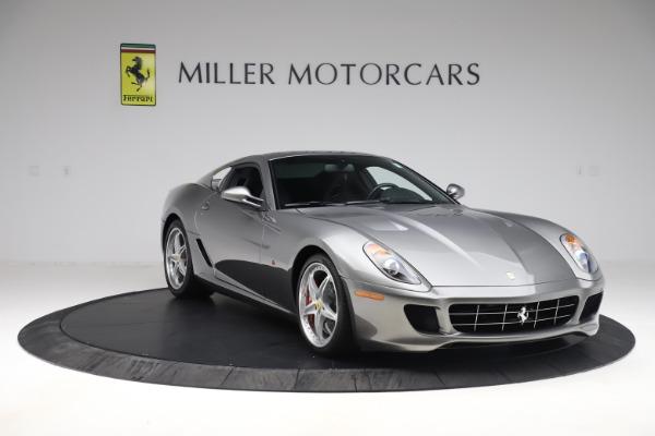 Used 2010 Ferrari 599 GTB Fiorano HGTE for sale Sold at Maserati of Westport in Westport CT 06880 11