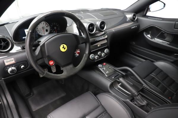 Used 2010 Ferrari 599 GTB Fiorano HGTE for sale Sold at Maserati of Westport in Westport CT 06880 13