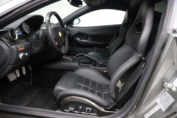 Used 2010 Ferrari 599 GTB Fiorano HGTE for sale Sold at Maserati of Westport in Westport CT 06880 14