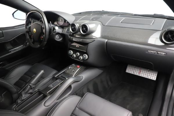 Used 2010 Ferrari 599 GTB Fiorano HGTE for sale Sold at Maserati of Westport in Westport CT 06880 16
