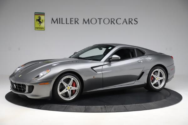 Used 2010 Ferrari 599 GTB Fiorano HGTE for sale Sold at Maserati of Westport in Westport CT 06880 2