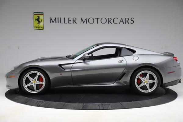 Used 2010 Ferrari 599 GTB Fiorano HGTE for sale Sold at Maserati of Westport in Westport CT 06880 3