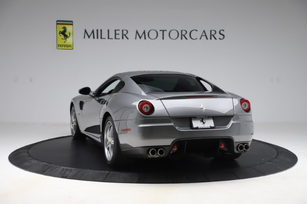 Used 2010 Ferrari 599 GTB Fiorano HGTE for sale Sold at Maserati of Westport in Westport CT 06880 5