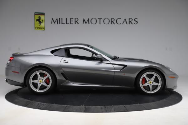 Used 2010 Ferrari 599 GTB Fiorano HGTE for sale Sold at Maserati of Westport in Westport CT 06880 9