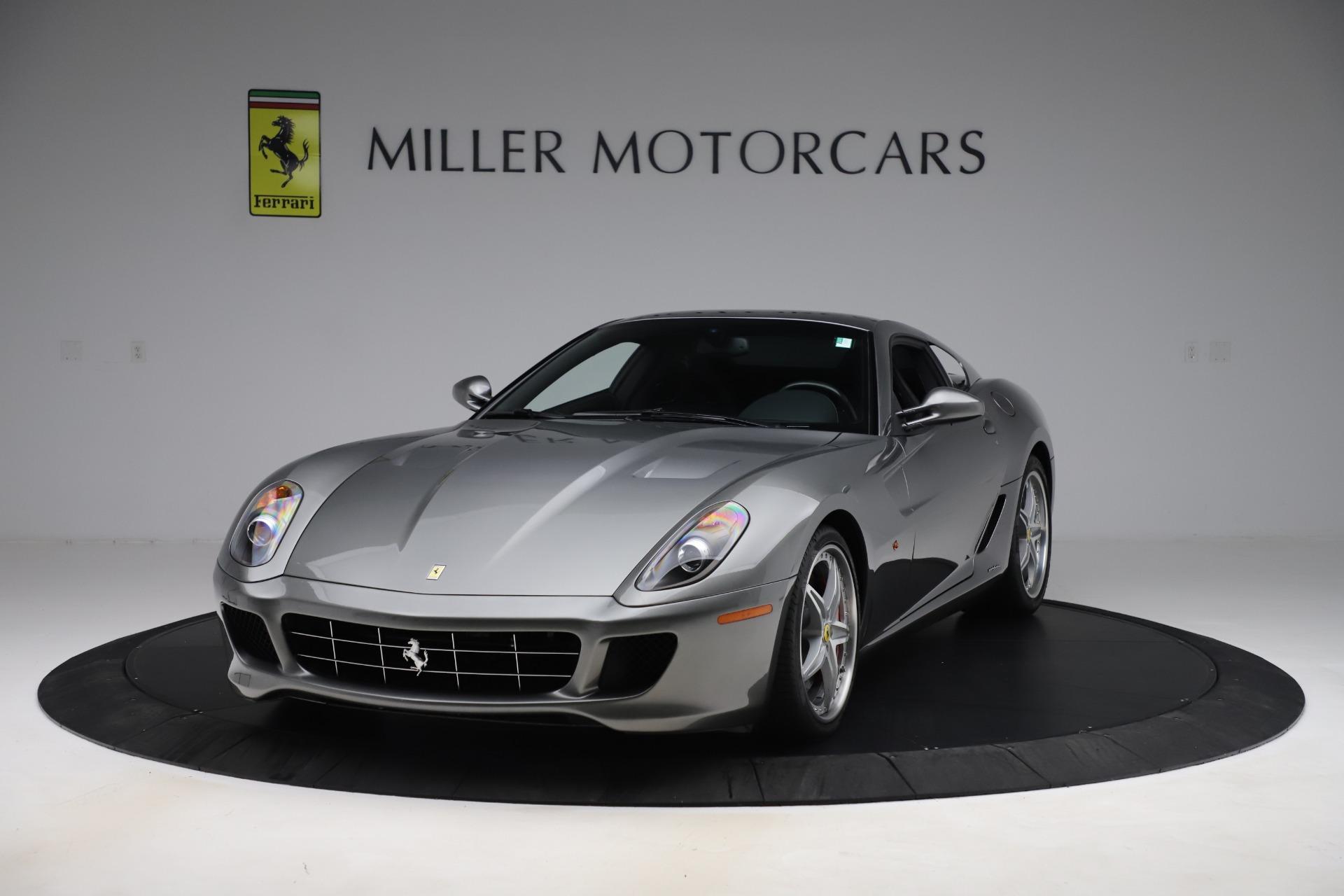 Used 2010 Ferrari 599 GTB Fiorano HGTE for sale Sold at Maserati of Westport in Westport CT 06880 1