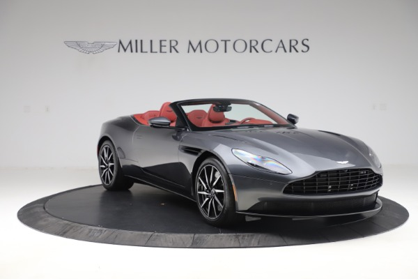 Used 2020 Aston Martin DB11 Volante Convertible for sale $253,076 at Maserati of Westport in Westport CT 06880 10