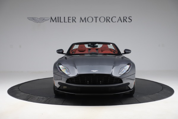 Used 2020 Aston Martin DB11 Volante Convertible for sale $253,076 at Maserati of Westport in Westport CT 06880 11