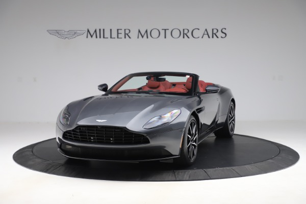 Used 2020 Aston Martin DB11 Volante Convertible for sale $253,076 at Maserati of Westport in Westport CT 06880 12