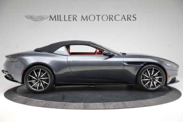 Used 2020 Aston Martin DB11 Volante Convertible for sale $253,076 at Maserati of Westport in Westport CT 06880 13