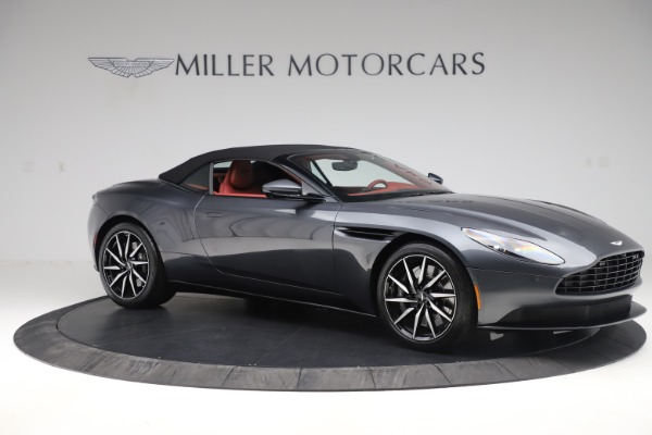 Used 2020 Aston Martin DB11 Volante Convertible for sale $253,076 at Maserati of Westport in Westport CT 06880 14