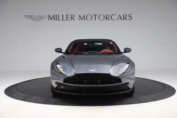 Used 2020 Aston Martin DB11 Volante Convertible for sale $253,076 at Maserati of Westport in Westport CT 06880 15