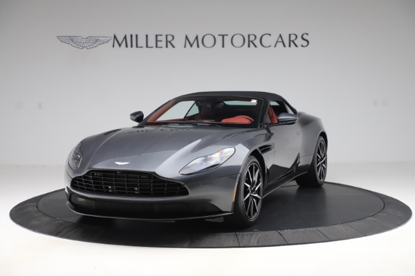 Used 2020 Aston Martin DB11 Volante Convertible for sale $253,076 at Maserati of Westport in Westport CT 06880 16
