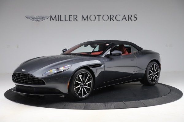 Used 2020 Aston Martin DB11 Volante Convertible for sale $253,076 at Maserati of Westport in Westport CT 06880 17