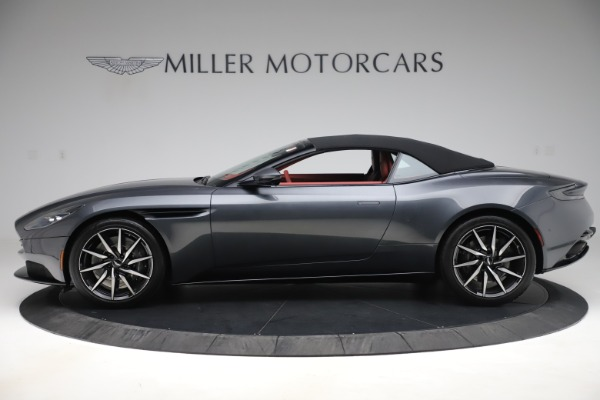 Used 2020 Aston Martin DB11 Volante Convertible for sale $253,076 at Maserati of Westport in Westport CT 06880 18