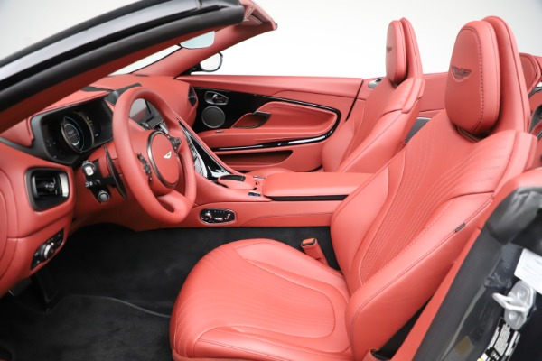 Used 2020 Aston Martin DB11 Volante Convertible for sale $253,076 at Maserati of Westport in Westport CT 06880 19