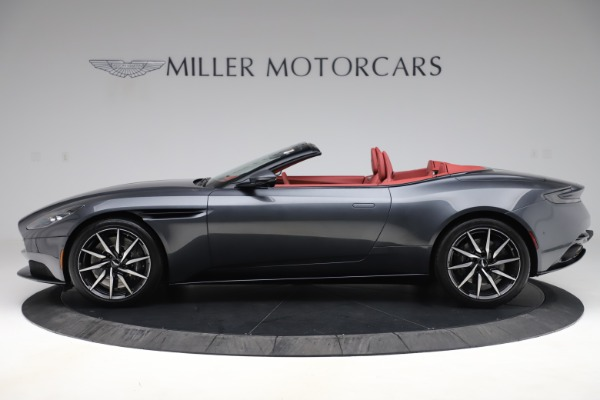 Used 2020 Aston Martin DB11 Volante Convertible for sale $253,076 at Maserati of Westport in Westport CT 06880 2