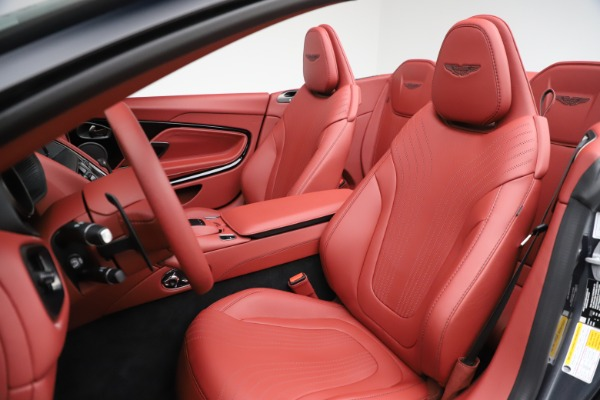 Used 2020 Aston Martin DB11 Volante Convertible for sale $253,076 at Maserati of Westport in Westport CT 06880 21