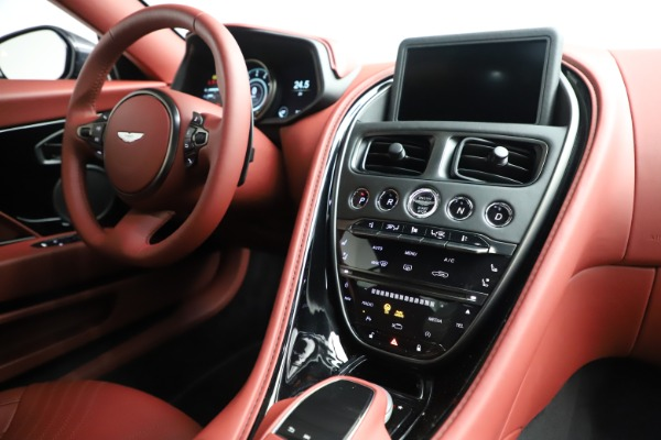 Used 2020 Aston Martin DB11 Volante Convertible for sale $253,076 at Maserati of Westport in Westport CT 06880 23