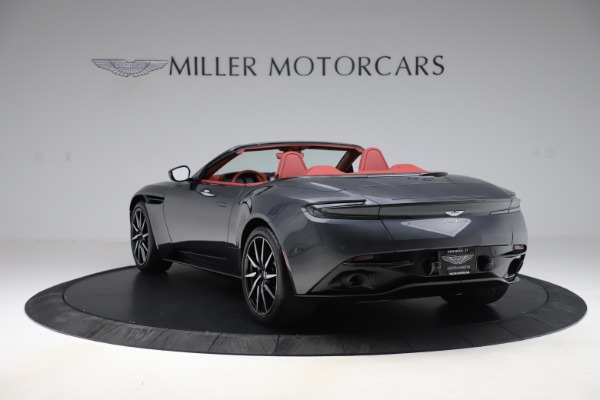 Used 2020 Aston Martin DB11 Volante Convertible for sale $253,076 at Maserati of Westport in Westport CT 06880 4