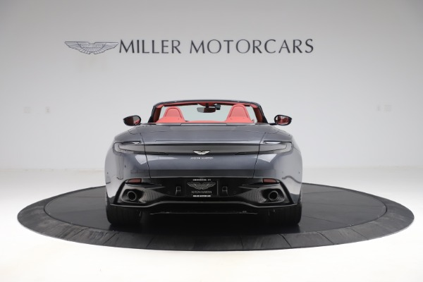 Used 2020 Aston Martin DB11 Volante Convertible for sale $253,076 at Maserati of Westport in Westport CT 06880 5
