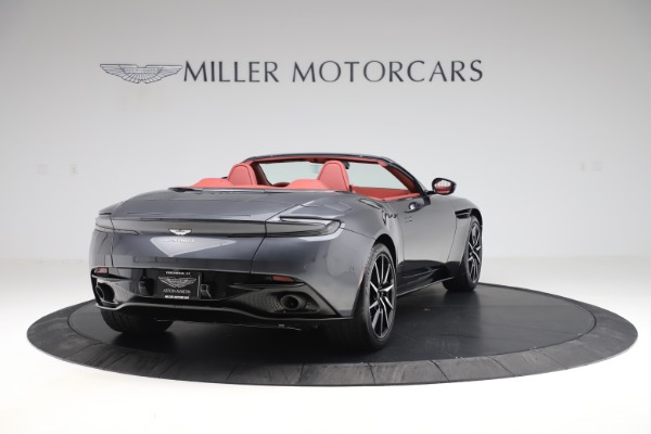 Used 2020 Aston Martin DB11 Volante Convertible for sale $253,076 at Maserati of Westport in Westport CT 06880 6