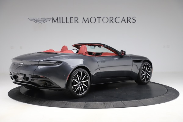 Used 2020 Aston Martin DB11 Volante Convertible for sale $253,076 at Maserati of Westport in Westport CT 06880 7
