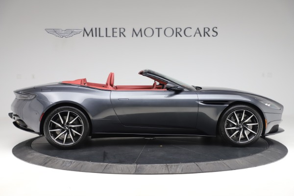 Used 2020 Aston Martin DB11 Volante Convertible for sale $253,076 at Maserati of Westport in Westport CT 06880 8