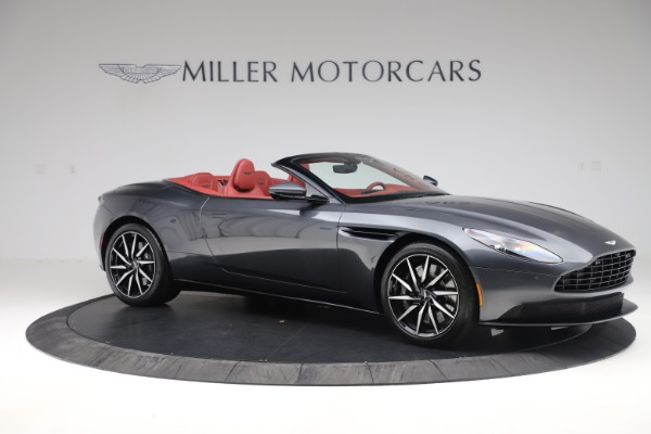 Used 2020 Aston Martin DB11 Volante Convertible for sale $253,076 at Maserati of Westport in Westport CT 06880 9