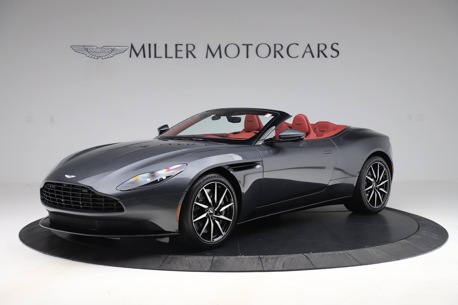 Used 2020 Aston Martin DB11 Volante Convertible for sale $253,076 at Maserati of Westport in Westport CT 06880 1