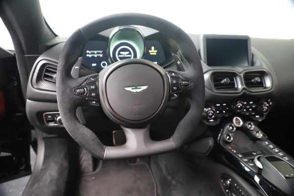 New 2020 Aston Martin Vantage Coupe for sale Sold at Maserati of Westport in Westport CT 06880 14