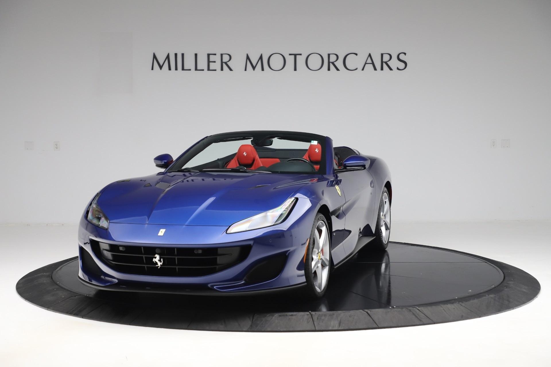 Used 2019 Ferrari Portofino for sale $227,900 at Maserati of Westport in Westport CT 06880 1